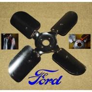 Hélice ventilateur pompe eau - Ford double marquage