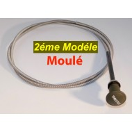 Tirette THROTTLE 2éme Mle acier moulé