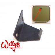 Gâche couvercle de coffre à outils - Willys