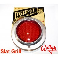 Catadioptre TIGER EY - Slat Grill