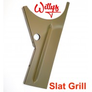 Déflecteur air calandre - gauche - Slat Grill
