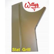 Déflecteur air calandre - droit - Slat Grill