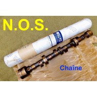 Arbre à cames  distribution chaîne - N.O.S.