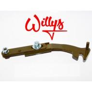 Bras tendeur de dynamo - complet - Willys
