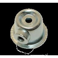 Cloche ventilation vapeur huile