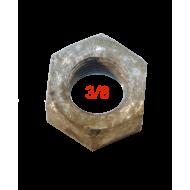 Écrou de goujon de collecteur 3/8 long et court