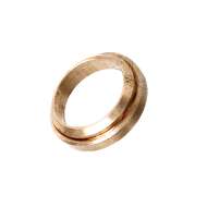 Bague bronze carter bol