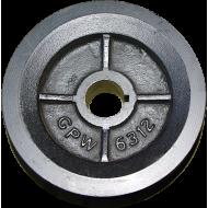 Poulie Vilebrequin 6 volts GPW
