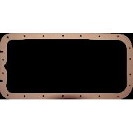 Joint carter bas bloc moteur - liège/silicone