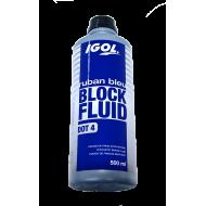 Liquide freins DOT4 - IGOL - 500 ml