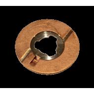 Rondelle bimétal axe diamètre 19mm MB - GPW