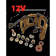 Kit inducteur démarreur - 12 V