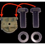 Vis fixation couvercle filtre essence - la paire