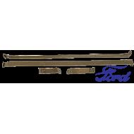 Sangles fixation réservoir - GPW (jeu complet)