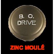 """Bouton métallique de remplacement, """"B.O. Drive"""""""