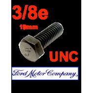 Vis 3/8e UNC 19mm - FORD