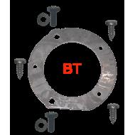 Kit fixation rondelle cache poussière BT