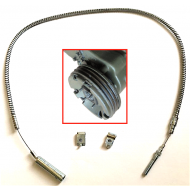 Cable frein main - Ford / M201