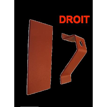 Support porte fusil - GAUCHE