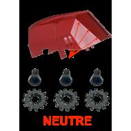 Kit fixation aile /caisse - neutre