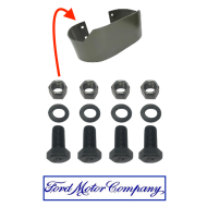 Kit fixation bumper AR - FORD GPW