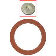 Joint fibre bouchon radiateur