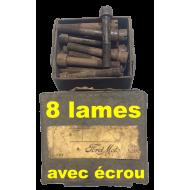 Etoquiau 8 lames - NOS