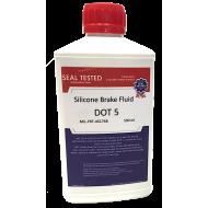 Liquide frein silicone DOT 5