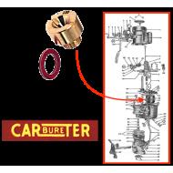 Gicleur fond de cuve / tige débit - CARTER