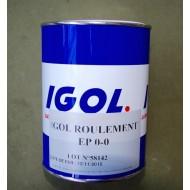 Graisse 00 IGOL - bol de fusée pont AV - 1kg