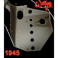 Plaque de blindage - WILLYS - LATE