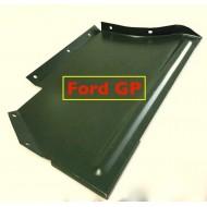 Tôle protection arrière réservoir GP