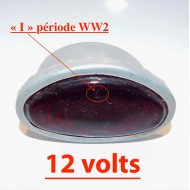 "Ampoule sertie ""STOP"" 12 volts - Type US"